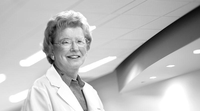 Jackie Noonan, Pioneer in Pediatric Heart Care, Passes Away