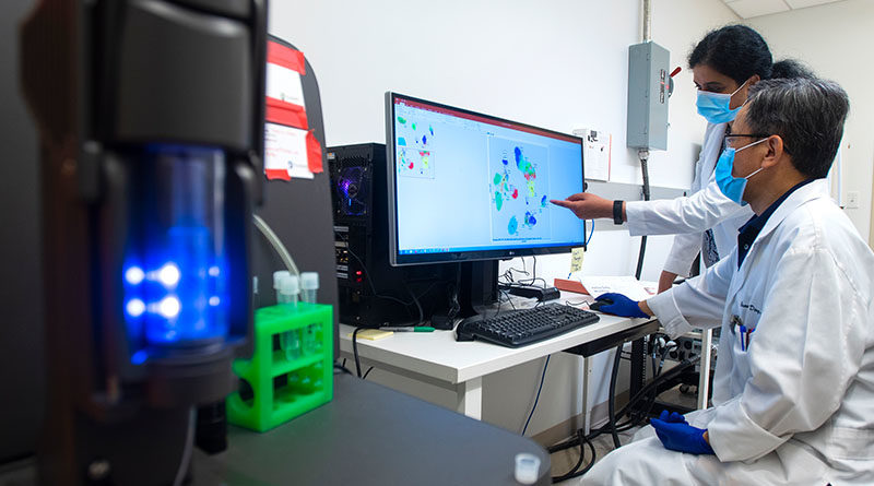 UofL Receives $11.5 Million to Advance Cancer Immunotherapies