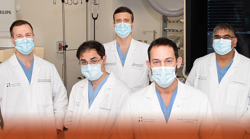 One Heart, A Team of Doctors